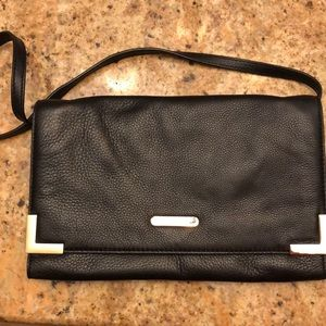 Michael Kors leather evening bag